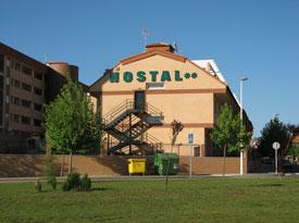 Turiex net hostal abadias hostal merida - Alojamiento rural merida ...